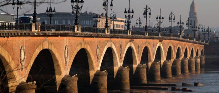 pont de pierre infographie bordeaux